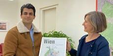 """Vizebürgermeisterin Hebein dankt """"Retter von Wien"""""""