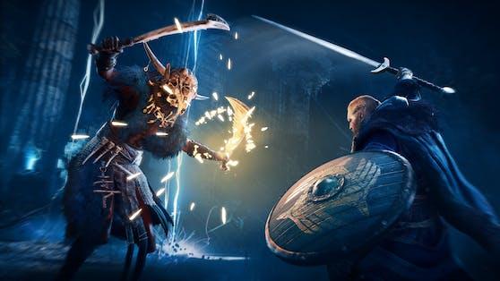 """Bisher hatte """"Assassin's Creed 3"""" 2012 die beste Launch-Woche. """"Valhalla"""" konnte als erstes """"Assassin's Creed""""-Game diesen Rekord übertreffen."""