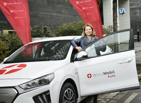Alexandra Reinagl, Geschäftsführerin der Wiener Linien