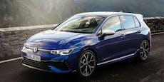 Der neue VW Golf R hat noch mehr Leistung als bisher