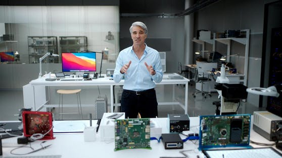 Big Sur and Apples hauseigener M1-Chip sollen eigentlich perfekt zusammenarbeiten.