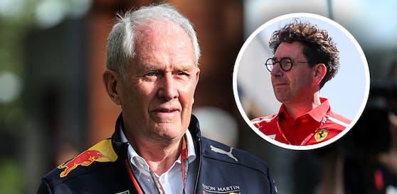 Ferrari macht den Red-Bull-Plan zunichte.