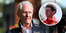 Ausstieg? Ferrari stoppt die Motoren-Pläne von Red Bull