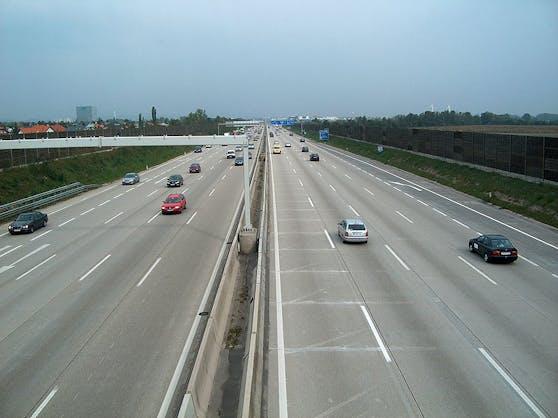 Archivfoto der Südautobahn bei Wiener Neudorf