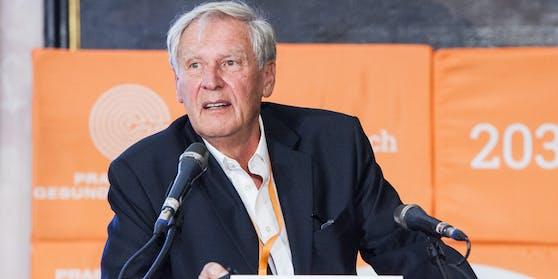 Arzt Christoph Huber