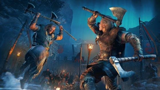 """""""Assassin's Creed Valhalla"""" ist ab sofort erhältlich."""