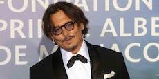 Depp kassiert volle Gage trotz Rollen-Absage