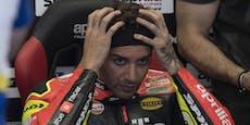 Statt 18 Monate: Doping-Höchststrafe für MotoGP-Star