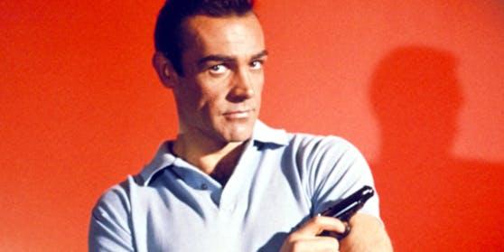 "Sean Connery als James Bond in ""Dr. No"""