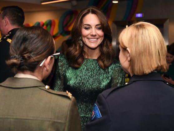 Herzogin Kate ist nun offiziell eine Stilikone.