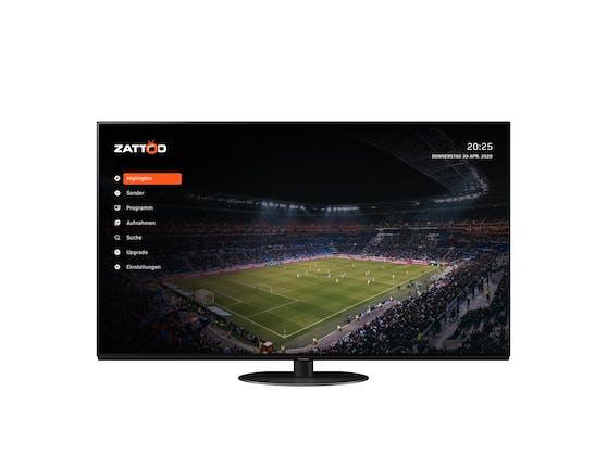 Zattoo auf Panasonic TVs ab sofort auch in Österreich verfügbar.