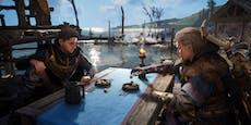 """Was """"Assassin's Creed Valhalla"""" auf PS5 besser macht"""