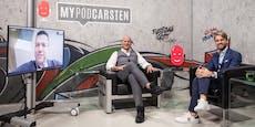 Austro-Radiostar plaudert im Podcast mit Kicker-Legende