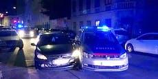 Lenker (50) lieferte sich mit Polizei Verfolgungsjagd