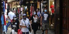 """Regierung schickt Libanon in """"vollständigen Lockdown"""""""