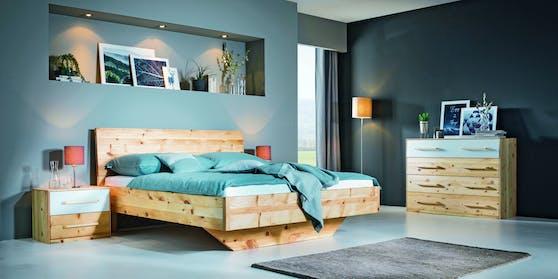 Wohnen mit Möbeln aus Österreich.