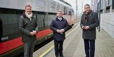 Neuer Fahrplan: Mehr Züge am Abend und an Wochenenden