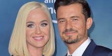 Haben Katy Perry und Orlando Bloom heimlich geheiratet?