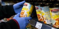 Bundesheer rät, für Ernstfall Vorräte anzuschaffen
