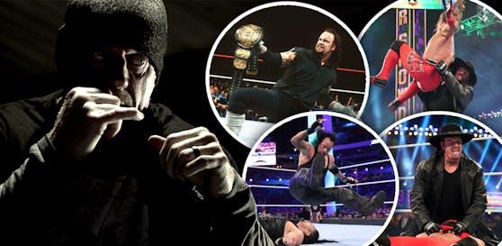 30 Jahre Undertaker - der Deadman im großen Abschiedsinterview