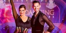 "Unfall bei ""Dancing Stars"", Ushakovas Partner fällt aus"