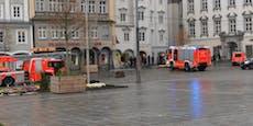 Das steckte hinter dem Feuerwehreinsatz in Linz