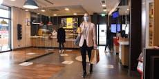 Diese Mäci-Burger sind im Lockdown am beliebtesten