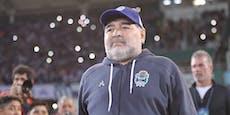 Mord? Ärzte von Maradona vom Staatsanwalt verhört