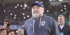 Gutachten beweist, dass Maradona noch leben könnte