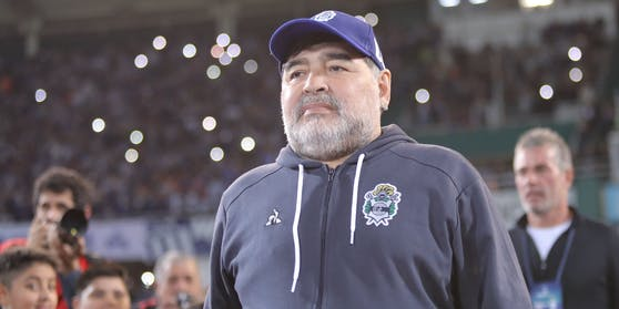 Diego Maradona starb am 25. November 2020.