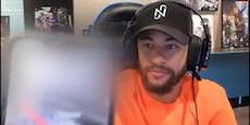 Neymar Jr. wurde von Twitch verbannt