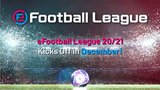 Konami startet Saison 2020/21 der eFootball.League am 7. Dezember.