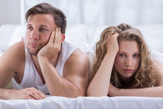 Ein hoher Porno-Konsum kann sich negativ auf das Sexleben auswirken.
