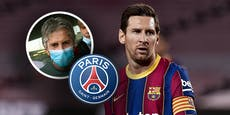 Geht Lionel Messi nach Paris? Das sagt Vater Jorge