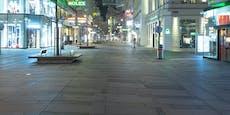 Ausgangssperren in Wien, NÖ und Burgenland verschärft