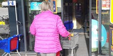 Erster Supermarkt führt Wagerlpflicht wieder ein