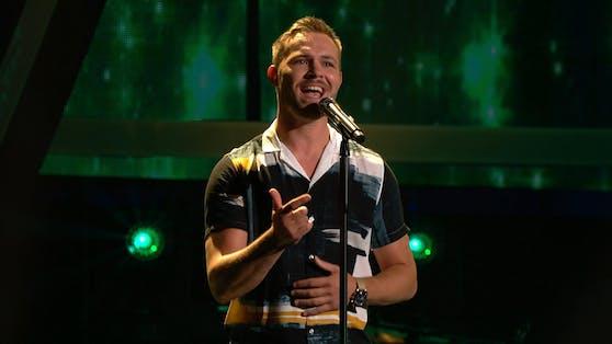 """Maciek zählt zu den großen Favoriten bei """"The Voice of Germany"""", muss aber nach seinem letzten Auftritt harte Kritik einstecken."""