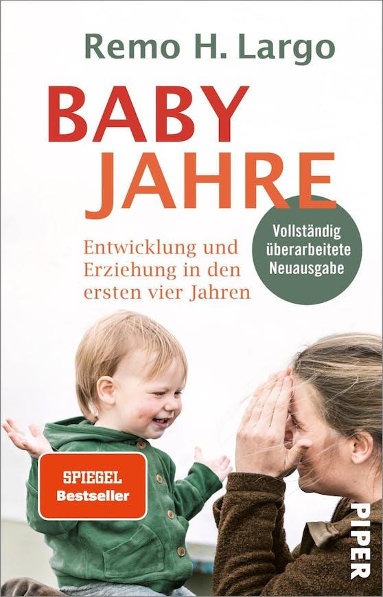 """Remo Largos Buch """"Babyjahre"""", das die Entwicklung in den ersten Lebensjahren beschreibt und dabei besonderes Gewicht auf die Individualität des Kindes legt, ist seit vielen Jahren ein Klassiker der Erziehungsliteratur."""