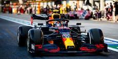Neuer Job für Red-Bull-Pilot nach Formel-1-Aus