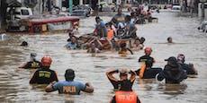 """Taifun """"Vamco"""" verwüstet Manila und fordert Todesopfer"""