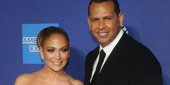Alles aus! Jennifer Lopez und Alex Rodriguez haben sich getrennt.