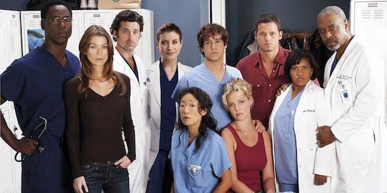 """In den USA läuft bereits die 17. Staffel von """"Grey's Anatomy""""."""