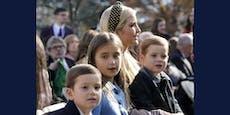 Deshalb müssen Trumps Enkelkinder die Schule wechseln
