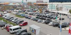 Video zeigt Lockdown-Ansturm auf die Shoppingcenter