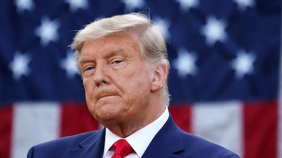 Noch ist Donald Trump Präsident der Vereinigten Staaten. Bald nicht mehr.
