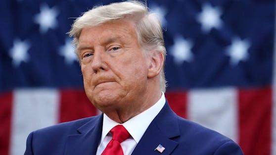 Noch ist Donald Trump Präsident der Vereinigten Staaten. Doch, dass das so bleibt, gilt mittlerweile als nahezu ausgeschlossen.