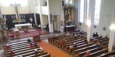 Experten fordern Gesangsverbot in Kirchen