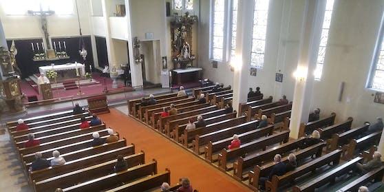 Kirche in Zeiten der Pandemie, Symbolbild