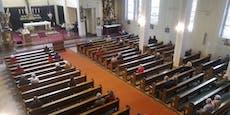 Kirche setzt Gottesdienste im Lockdown aus