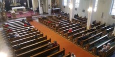 Ab Sonntag darfst du wieder in die Kirche gehen